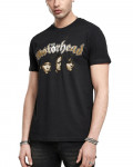 Motorhead - Band Black Men's T-Shirt