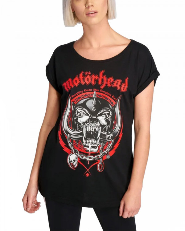 Motorhead - Razor Black Women's T-Shirt