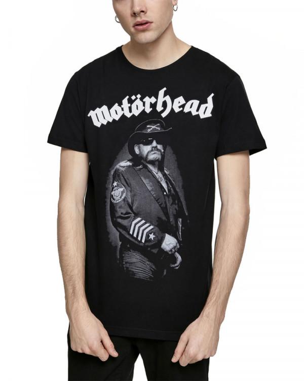 Motorhead - Lemmy Warpig Black Men's T-Shirt