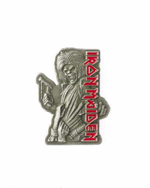 Iron Maiden - Killers Pin Badge