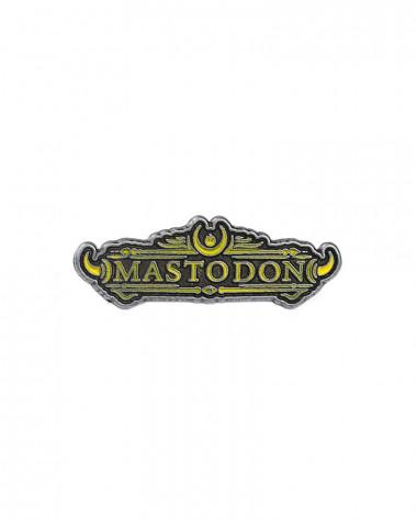 Mastodon - Logo Pin Badge