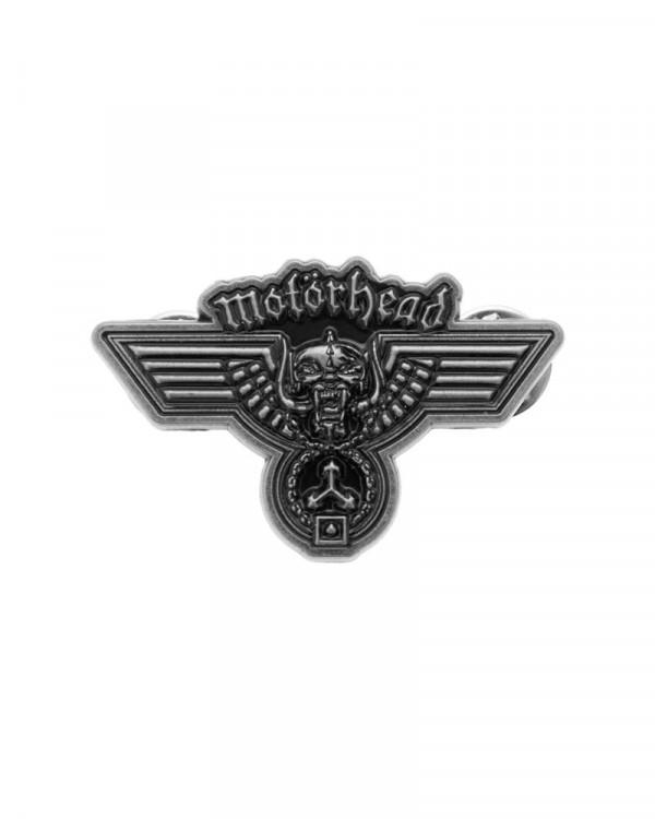 Motorhead - Hammered Pin Badge