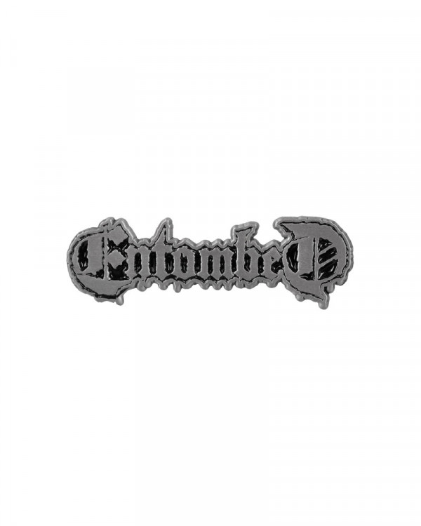 Entoombed - Logo Pin Badge