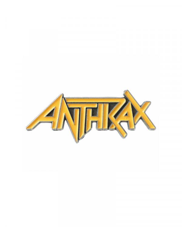Anthrax - Logo Pin Badge