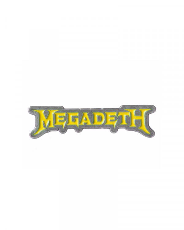 Megadeth - Logo Pin Badge
