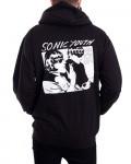 Sonic Youth - Goo Album Cover Black Men's Zip Hoodie