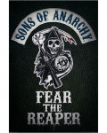 Sons Of Anarchy - Fear The Reaper Paper Poster
