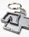 Rammstein - Logo Keychain