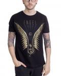 Rammstein - Flügel Black Men's T-Shirt