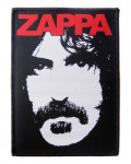 Frank Zappa - Logo Face Woven Patch