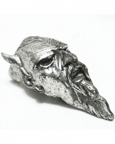 Alchemy Gothic - Diablo Finger Tip Ring