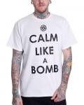 Rage Against The Machine - Calm Like A Bomb Men's T-Shirt