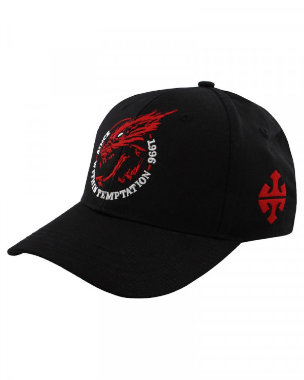 Within Temptation - Dragon Baseball Cap