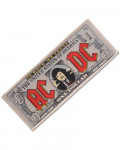 AC/DC - Bank Note Woven Patch