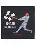 Generic - Smash Nazi Scum Woven Patch