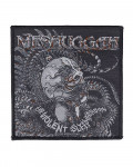 Meshuggah - Head Woven Patch