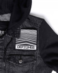 Deftones - Abstract Lines Woven Patch