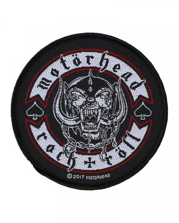 Motorhead - Biker Badge Woven Patch