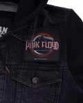 Pink Floyd - Distressed Dark Side Of The Moon Woven Patch