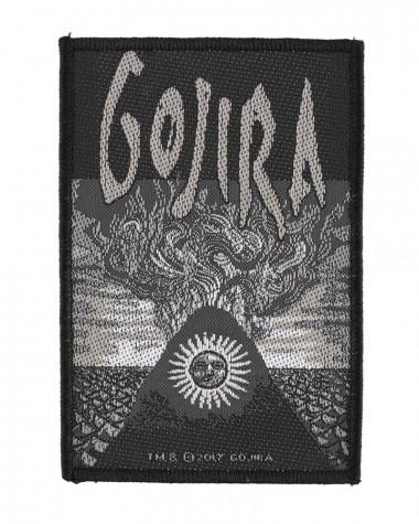 Gojira - Magma Woven Patch
