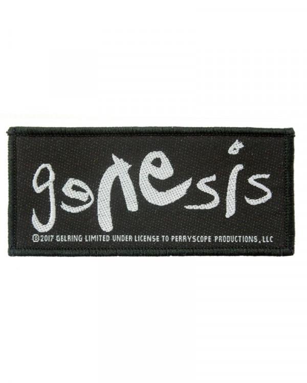 Genesis - Logo Woven Patch
