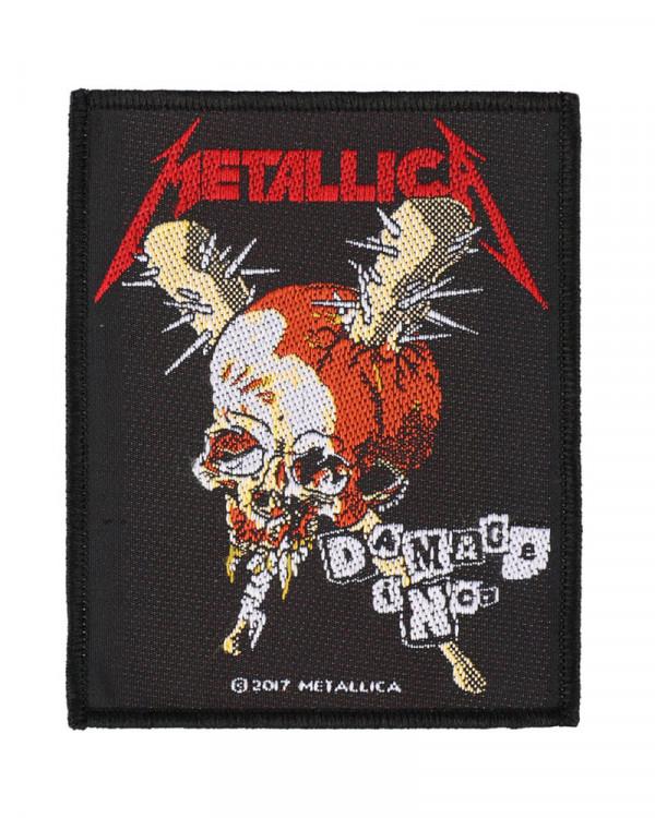 Metallica - Damage Inc. Woven Patch