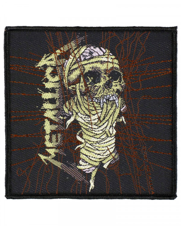 Metallica - One Woven Patch