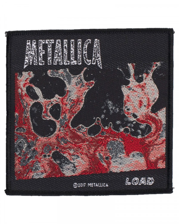 Metallica - Load Woven Patch