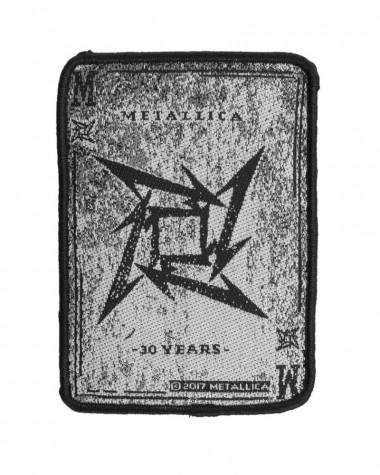 Metallica - Dealer Woven Patch