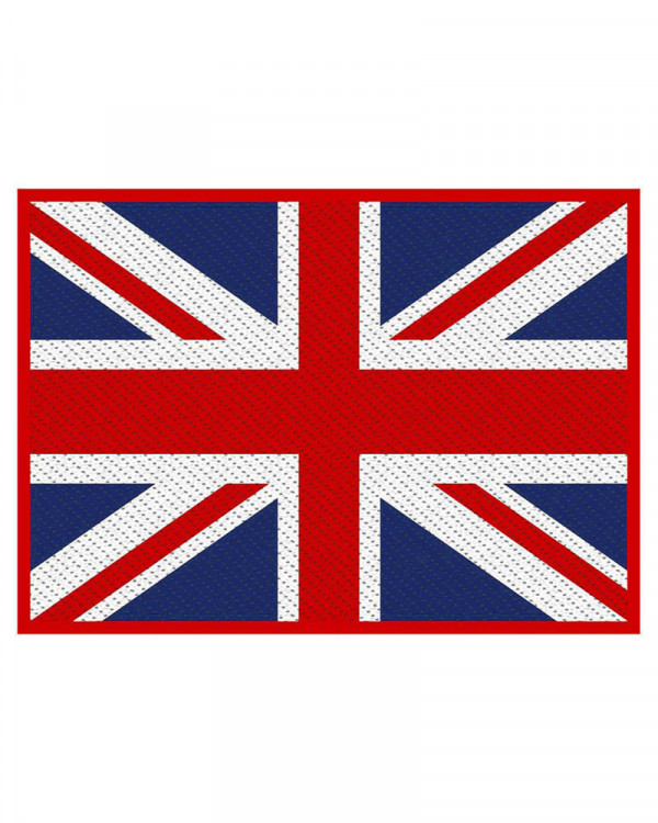 Generic - Union Flag Woven Patch