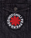 Red Hot Chili Peppers - Asterisk Woven Patch