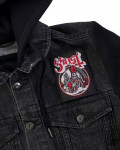 Ghost - Secular Haze Woven Patch