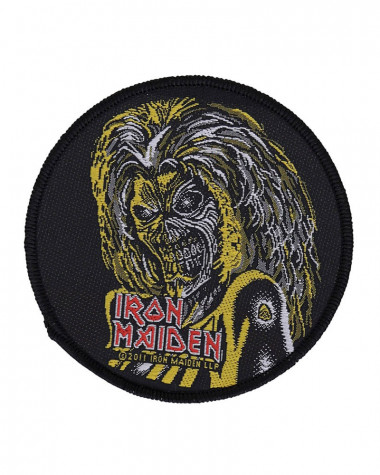 Iron Maiden - Killers Circle Woven Patch