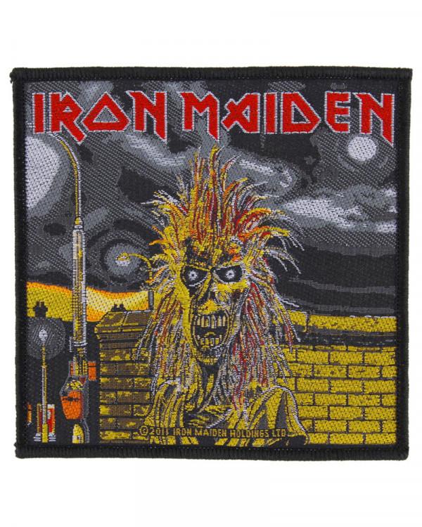 Iron Maiden - Iron Maiden Woven Patch