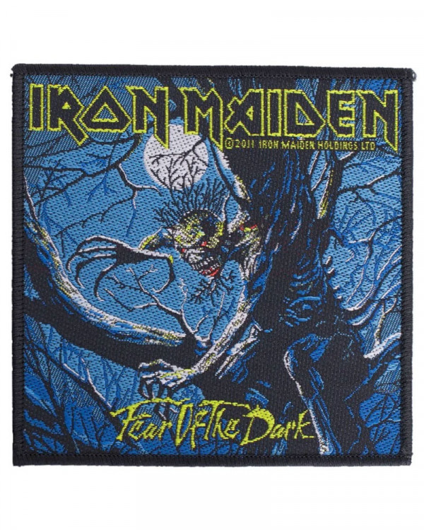 Iron Maiden - Fear Of The Dark Woven Patch