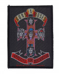 Guns N' Roses - Appetite Woven Patch
