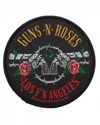 Guns N' Roses - Los F'N Angeles Woven Patch