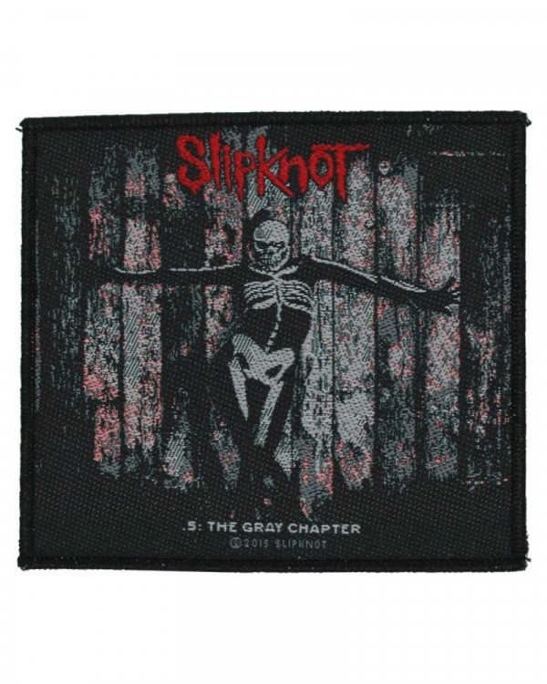 Slipknot - .5: The Gray Chapter Woven Patch
