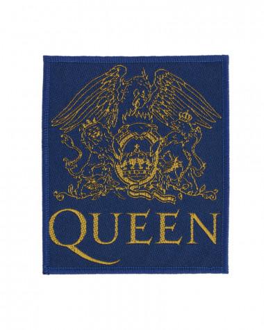 Queen - Crest Woven Patch