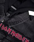 Iron Maiden - Logo Superstrip Woven Patch
