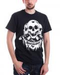 Discharge - Discharge Black Men's T-Shirt