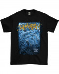 Suffocation - Pierced From Within Black Men's T-Shirt