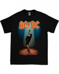 AC/DC - Let There Be Rock Black Men's T-Shirt