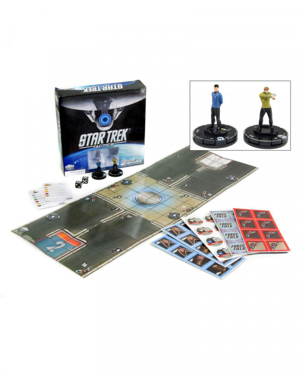 Star Trek - Tactics Mini Board Game