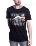 Star Wars - Baby Yoda Song Black Men's T-Shirt