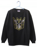 Transformer - Decepticon Logo Men's Sweatshirt