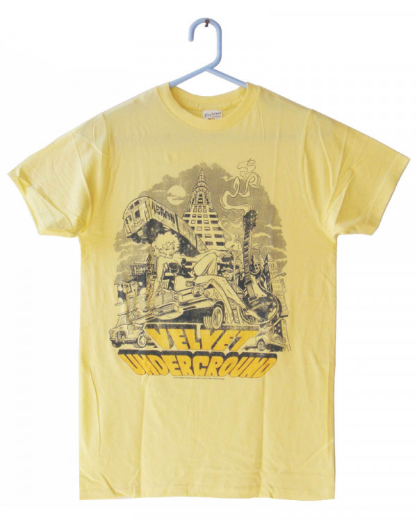 Velvet Underground - NYC Men's T-Shirt