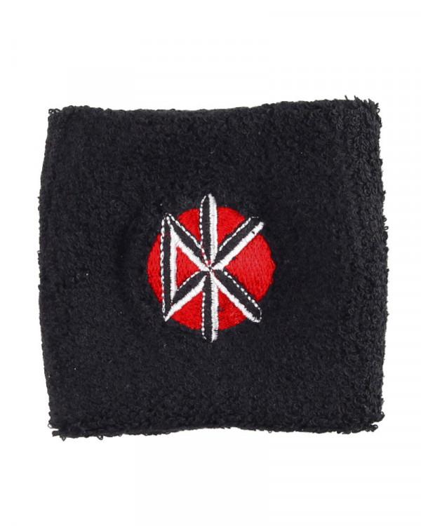 Dead Kennedys - Logo Cloth Wristband