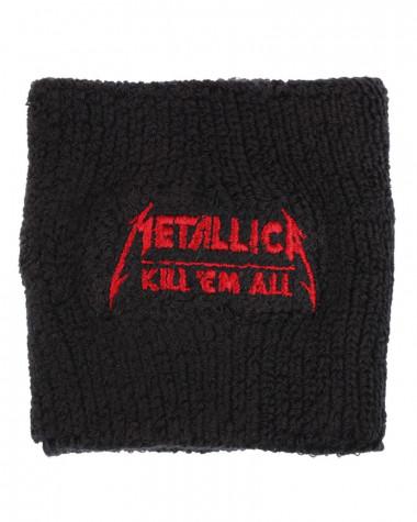 Metallica - Kill 'Em All Cloth Wristband