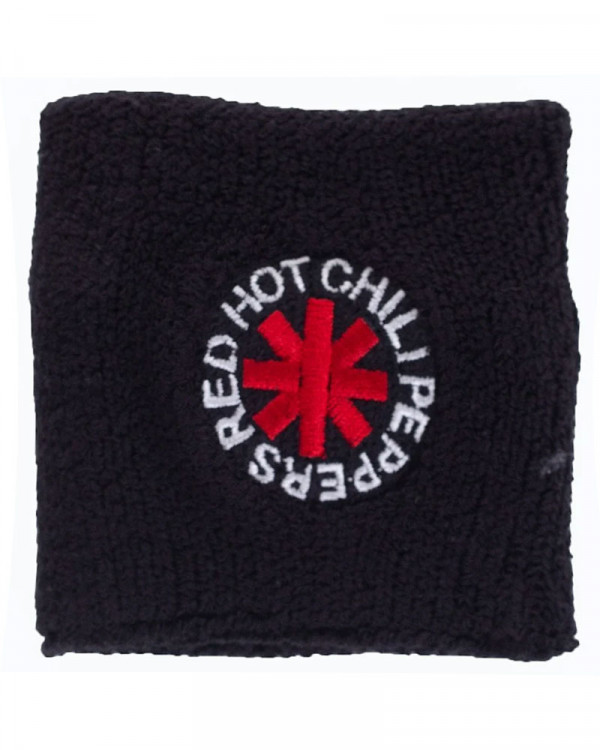 Red Hot Chili Peppers - Asterisk Cloth Wristband